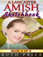 A Lancaster Amish Sketchbook - Book 3