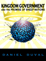 Kingdom Government and the Promise of Sheep Nations