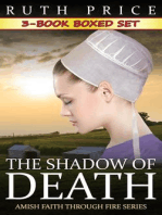 The Shadow of Death 3-Book Boxed Set Bundle