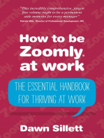 How to be Zoomly at work