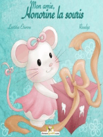 Mon amie Honorine, la petite souris.