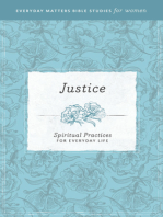Everyday Matters Bible Studies for Women—Justice