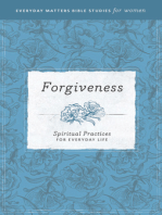 Everyday Matters Bible Studies for Women—Forgiveness