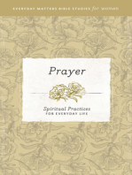 Everyday Matters Bible Studies for Women—Prayer