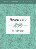 Everyday Matters Bible Studies for Women—Hospitality