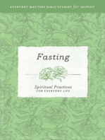 Everyday Matters Bible Studies for Women—Fasting