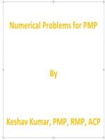 Numerical Problems for PMP