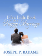 Life's Little Book for a Happy Marriage