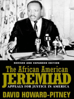 African American Jeremiad Rev