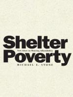 Shelter Poverty