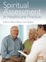 Spiritual Assessment in Healthcare Practice