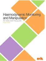 Haemodynamic Monitoring & Manipulation: an easy learning guide