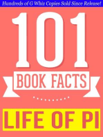 Life of Pi - 101 Amazingly True Facts You Didn't Know (101BookFacts.com)