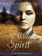 A Willing Spirit, A Ghostly Romance