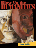 Blow Up the Humanities
