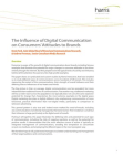 Influence of Digital Communication