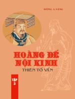 Hoàng Đế nội kinh -Thiên Tố vấn (tập 3)