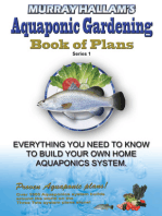 Murray Hallam's Aquaponic Gardening: Book of Plans