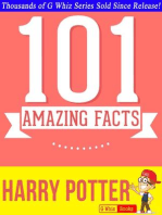 Harry Potter2 - 101 Amazing Facts You Didn't Know