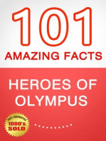 Heroes of Olympus - 101 Amazing Facts You Didn't Know