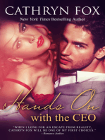 Hands On with the CEO