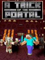 A Trick of The Portal (The Scourge of the Glitch , #2)