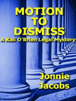 Motion To Dismiss (Kali O'Brien legal suspense, #3)