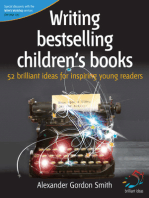 Writing bestselling children's books
