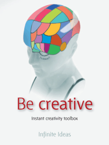 Be creative: Instant creativity toolbox