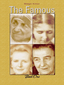 The Famous: Book One: The Famous, #1