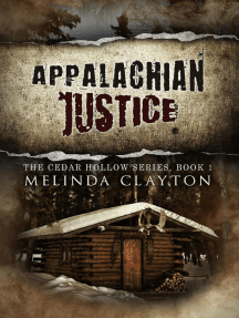 Appalachian Justice: Cedar Hollow Series, #1