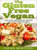 The Gluten Free Vegan