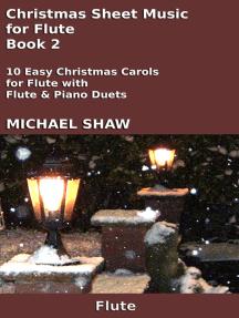 Christmas Sheet Music for Flute: Book 2