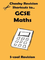 GCSE Maths Revision (Cheeky Revision Shortcuts)