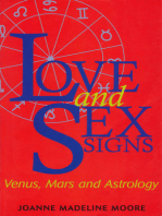 Love and Sex Signs: Venus, Mars and Astrology