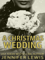 A Christmas Wedding (Desert Kings, #4)