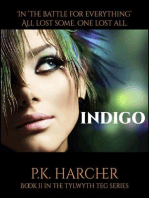 Indigo (The Tylwyth Teg (Faerie Folk) Series, #2)