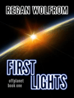 First Lights (offplanet, #1)