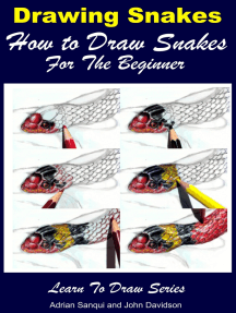 Drawing Snakes: How to Draw Snakes For the Beginner