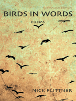 Birds In Words