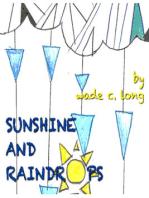 Sunshine and Raindrops