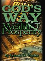 God's Way to Wealth & Prosperity