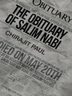 The Obituary of Salim Nabi