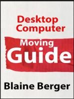 Desktop Computer Moving Guide