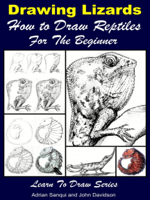 Drawing Lizards: How to Draw Reptiles For the Beginner
