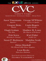 CVC: Book Four: Carter V. Cooper Short Fiction Anthology Series