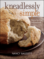 Kneadlessly Simple