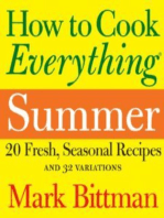 How to Cook Everything Summer