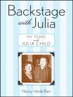 Backstage with Julia
