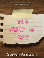 The Wrap-Up List